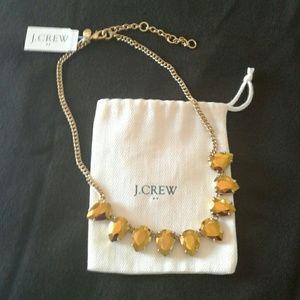 New J. Crew necklace
